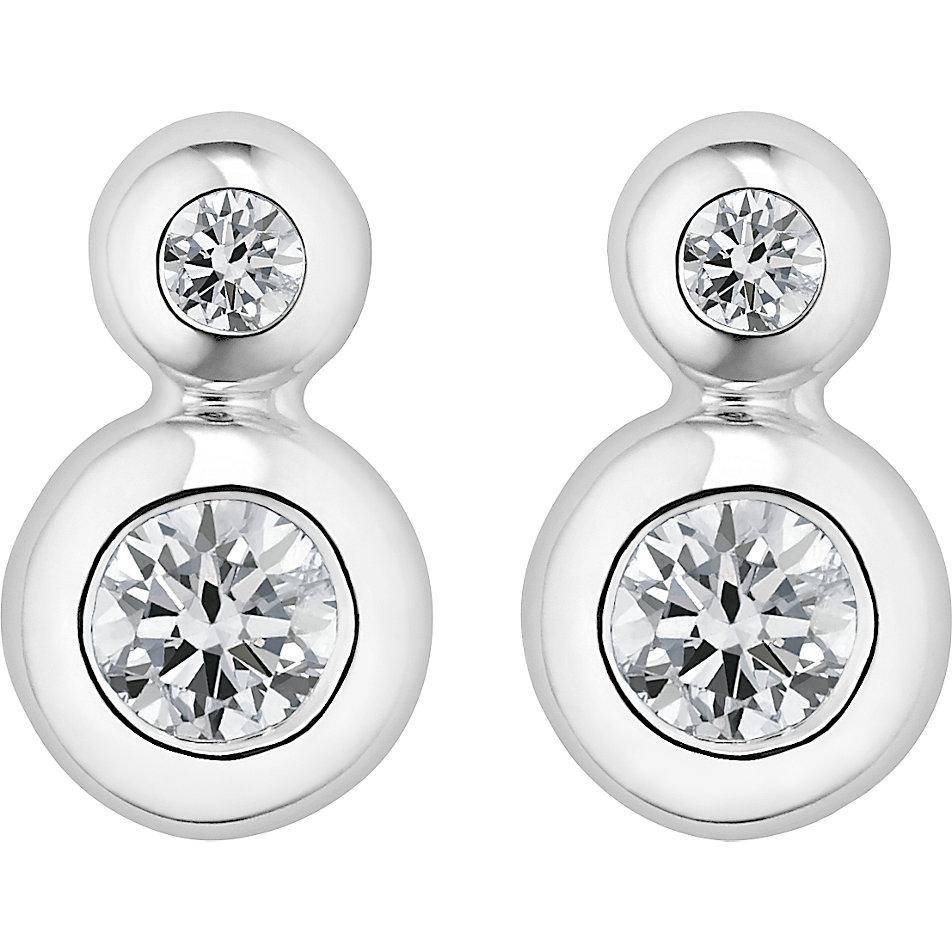 christ-silver-diamonds-ohrstecker-87342883