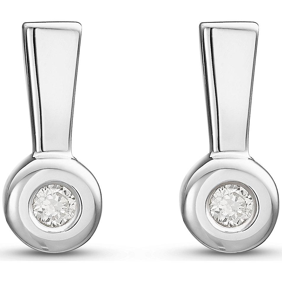 christ-silver-diamonds-ohrstecker-87532097, 59.90 EUR @ christ-de