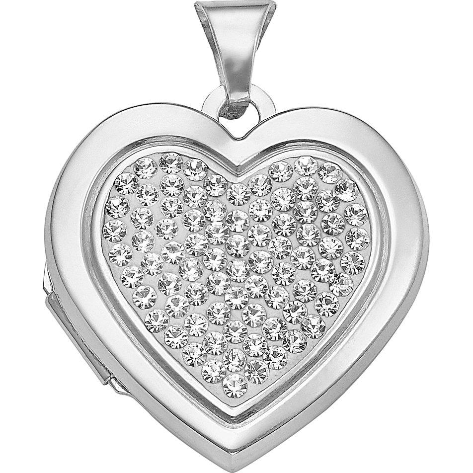 Prächtig CHRIST Silver Herz-Medaillon bei CHRIST.de bestellen @JP_24