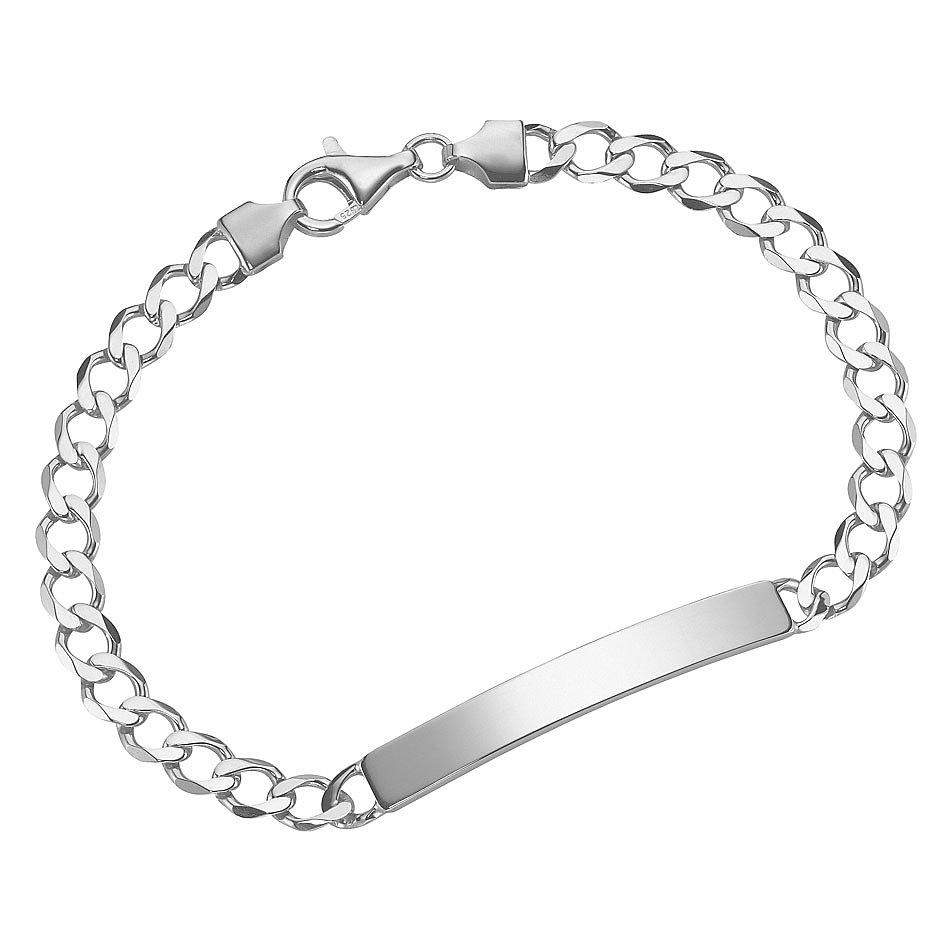Armband silber  CHRIST Silber I D Armband Länge 21 cm online kaufen bei CHRIST.de