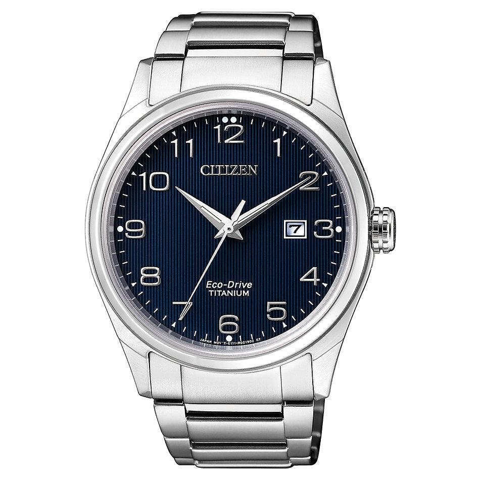 Citizen Herrenuhr Titanium BM7360-82M