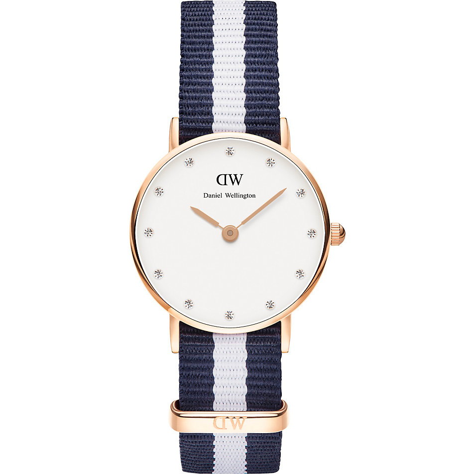 daniel wellington damenuhr 0908dw bei christ online kaufen. Black Bedroom Furniture Sets. Home Design Ideas