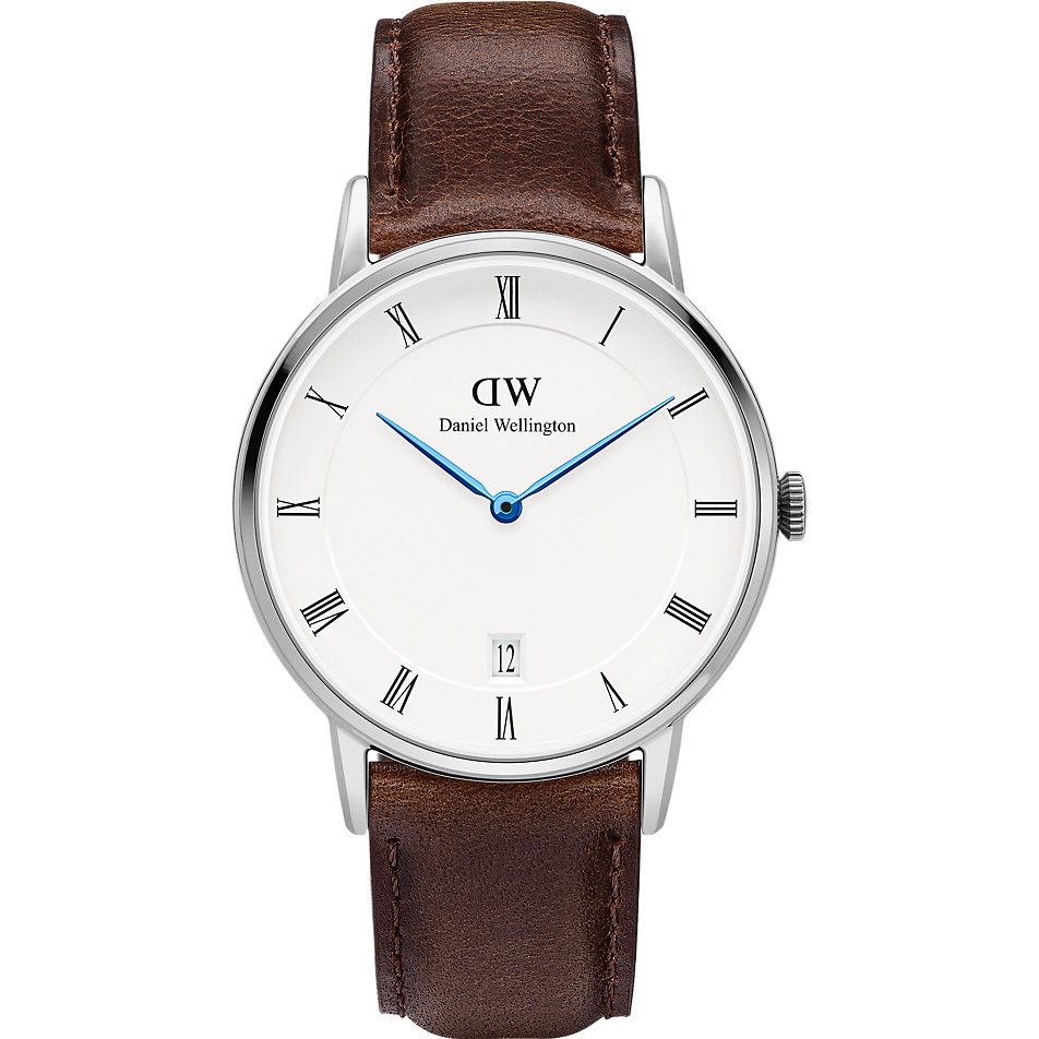 daniel wellington damenuhr dapper collection bristol dw00100098 bei bestellen. Black Bedroom Furniture Sets. Home Design Ideas