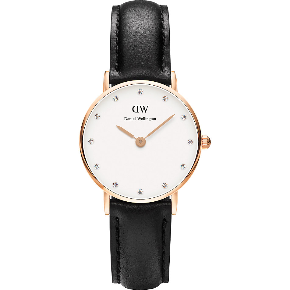 daniel wellington damenuhr sheffield dw00100060 bei bestellen. Black Bedroom Furniture Sets. Home Design Ideas