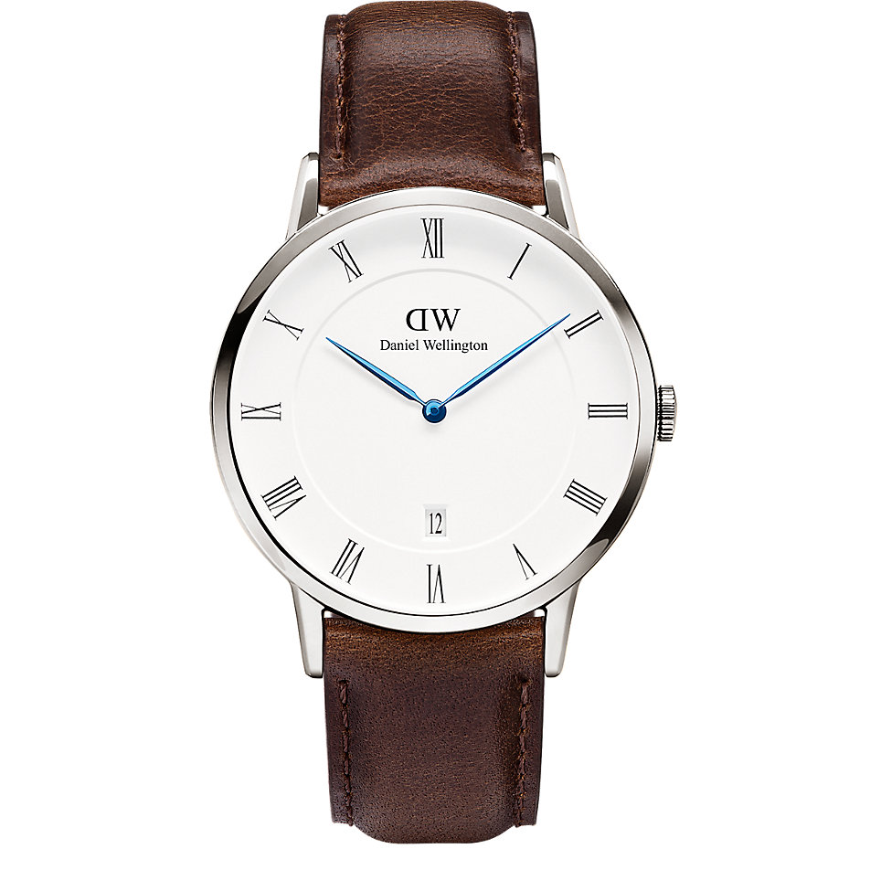 daniel wellington herrenuhr dapper bristol dw00100090 bei bestellen. Black Bedroom Furniture Sets. Home Design Ideas