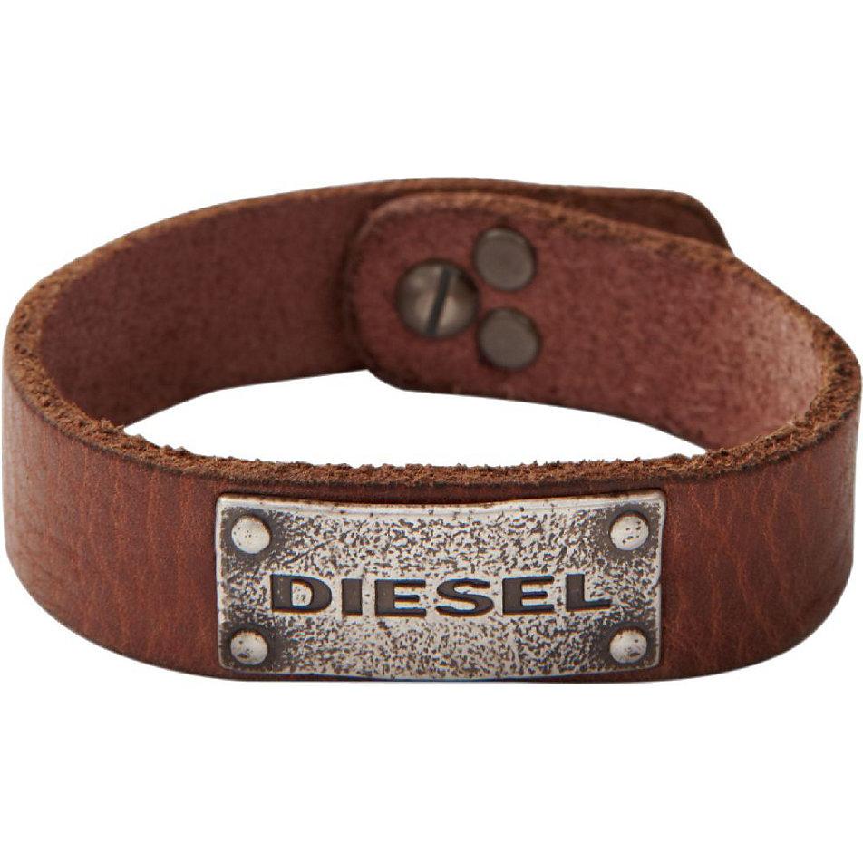 Lederarmband herren diesel  Diesel Herrenarmband DX0571040 bei CHRIST.de bestellen