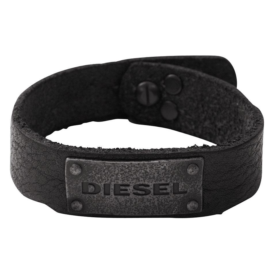 Lederarmband herren diesel  Diesel Armband DX0569040 bei CHRIST online kaufen