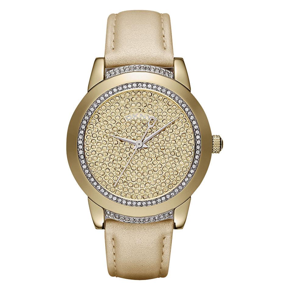 Damen armbanduhr dkny modell ny8688