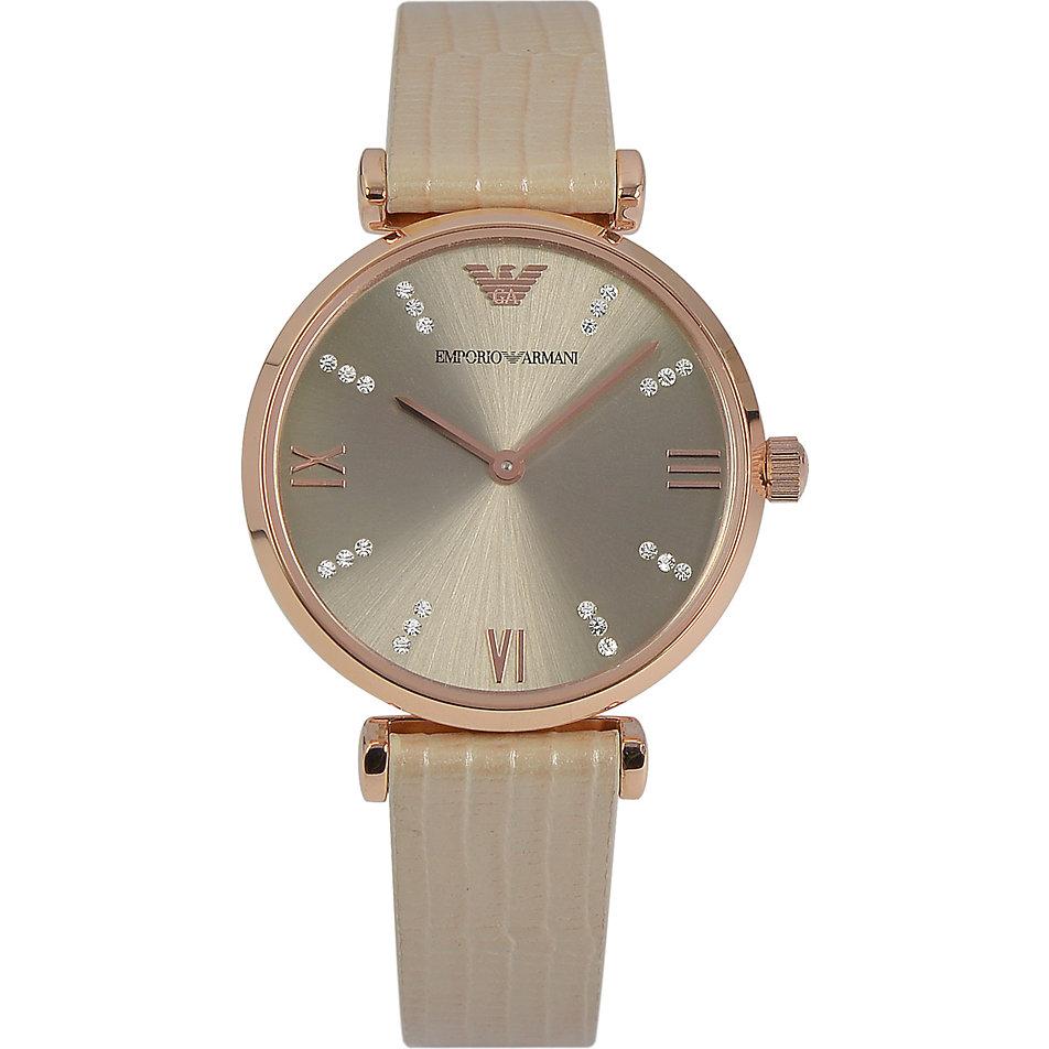 Armani damenuhren gold  Armani Damenuhr AR1681 bei CHRIST online kaufen