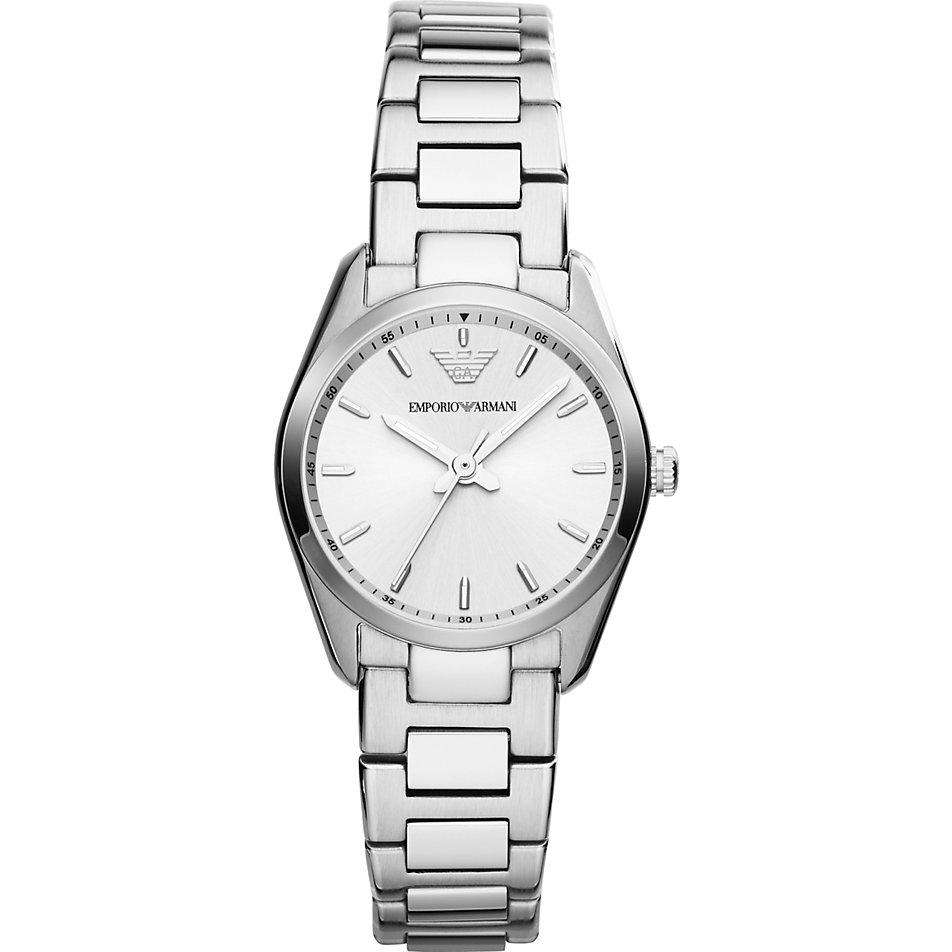 Armani damenuhren silber  Armani Damenuhr AR6028 bei CHRIST online kaufen