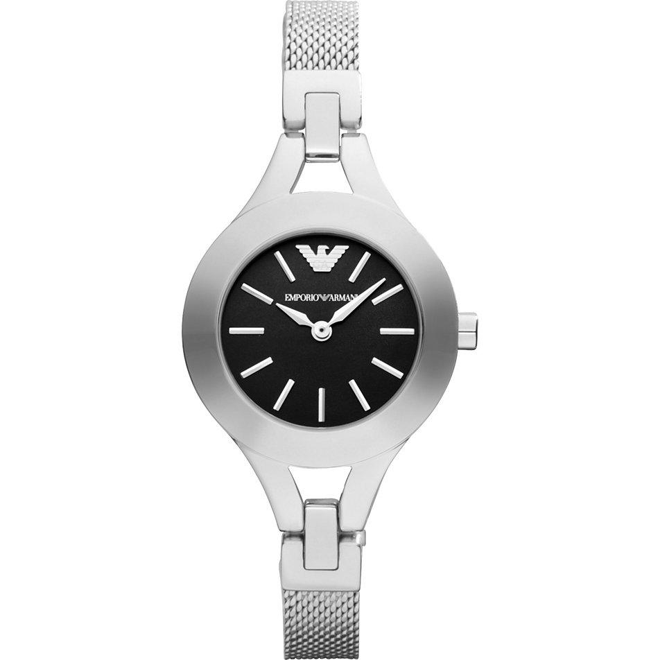 Armani damenuhren schwarz  Armani Damenuhr AR7328 bei CHRIST online kaufen