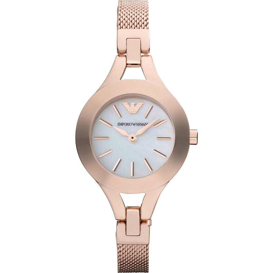 Armani damenuhren gold  Armani Damenuhr AR7329 bei CHRIST online kaufen