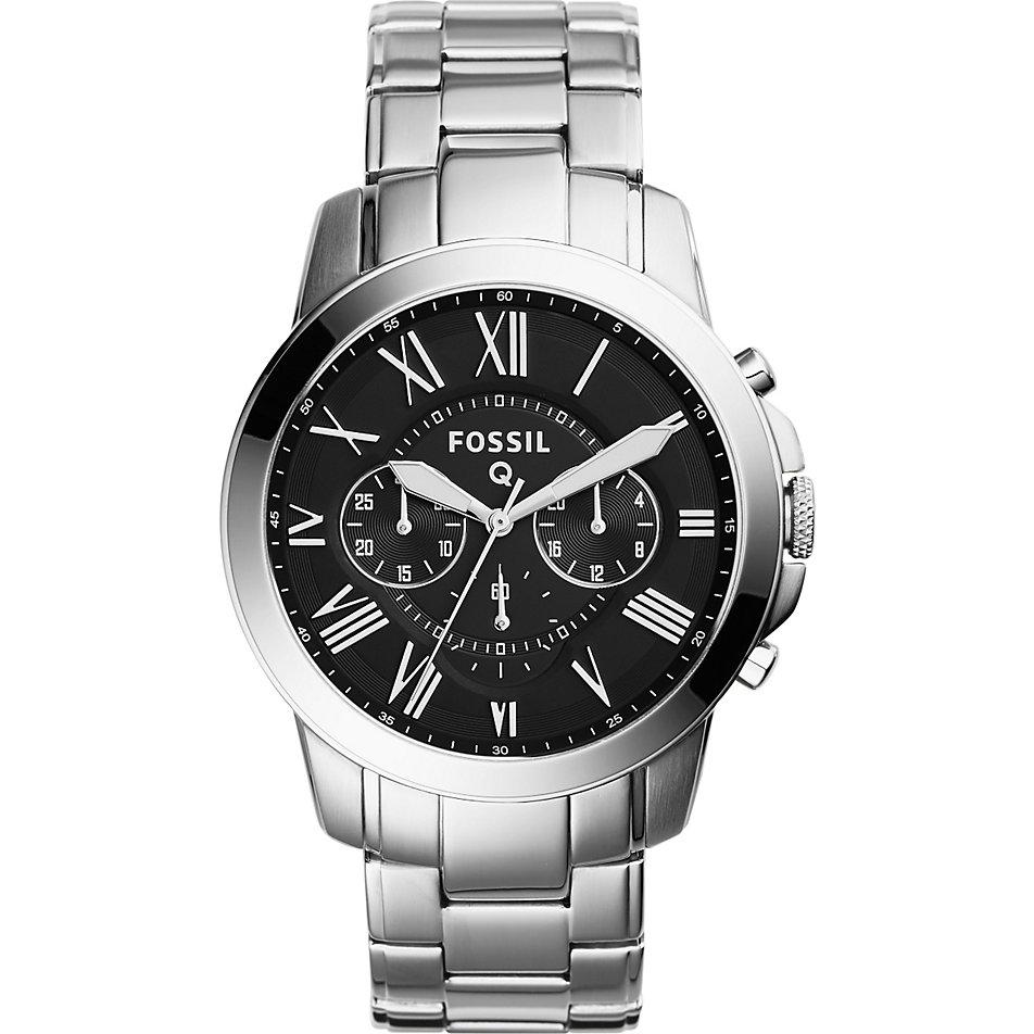 Fossil часы ➤ fossil мужские часы q grant ftw hybrid smartwatch для продажи онлайн в crivelli shopping по лучшей цене.