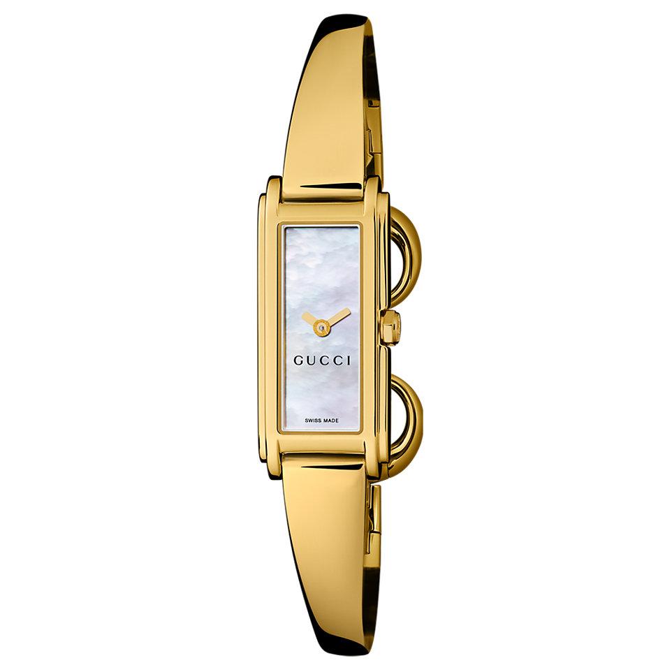 d5c51e4d263 Gucci Uhr G-Line YA109527 bei CHRIST online kaufen