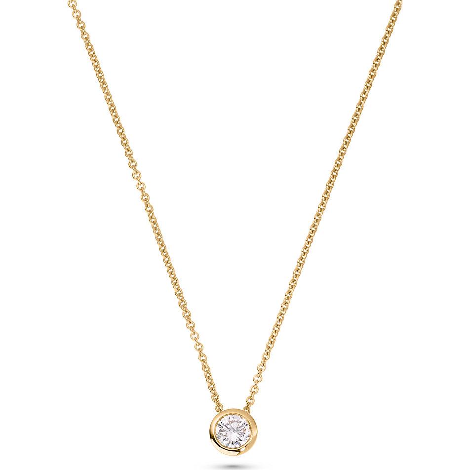 Goldkette 30 cm