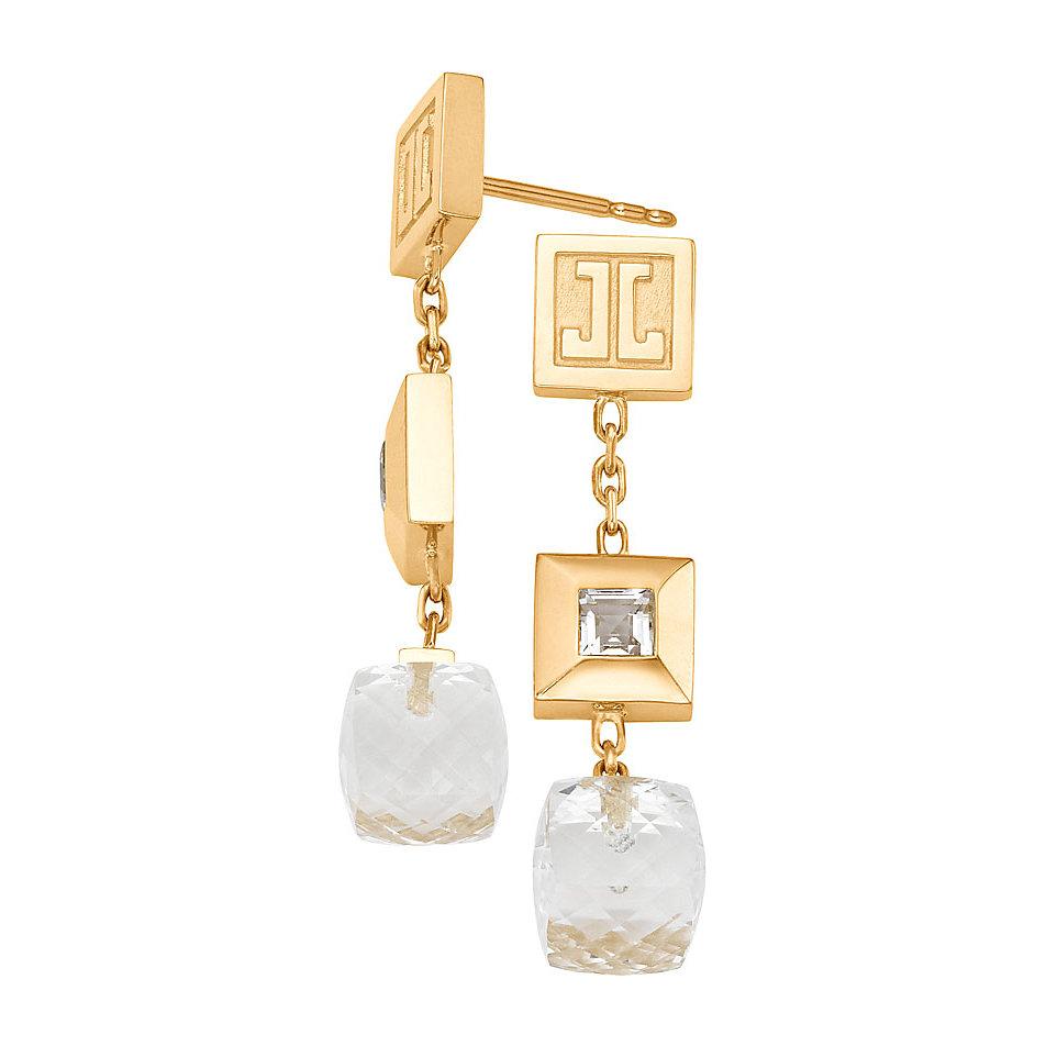JETTE Gold Ohrstecker Magic Square 85335812 bei CHRIST.de bestellen a8ad9b0e2b