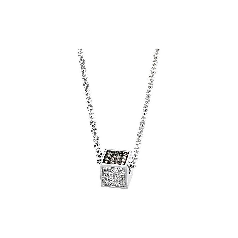 7cb2a61a1ad1 JETTE Silber Adaption Collier versandkostenfrei bei CHRIST.de ...