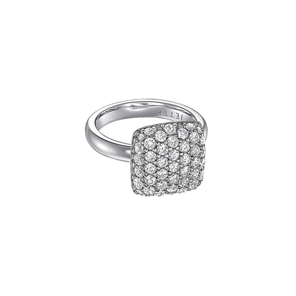 JETTE Silver Damenring Precious square 60056285 bei CHRIST.de bestellen 6b1a533e6b