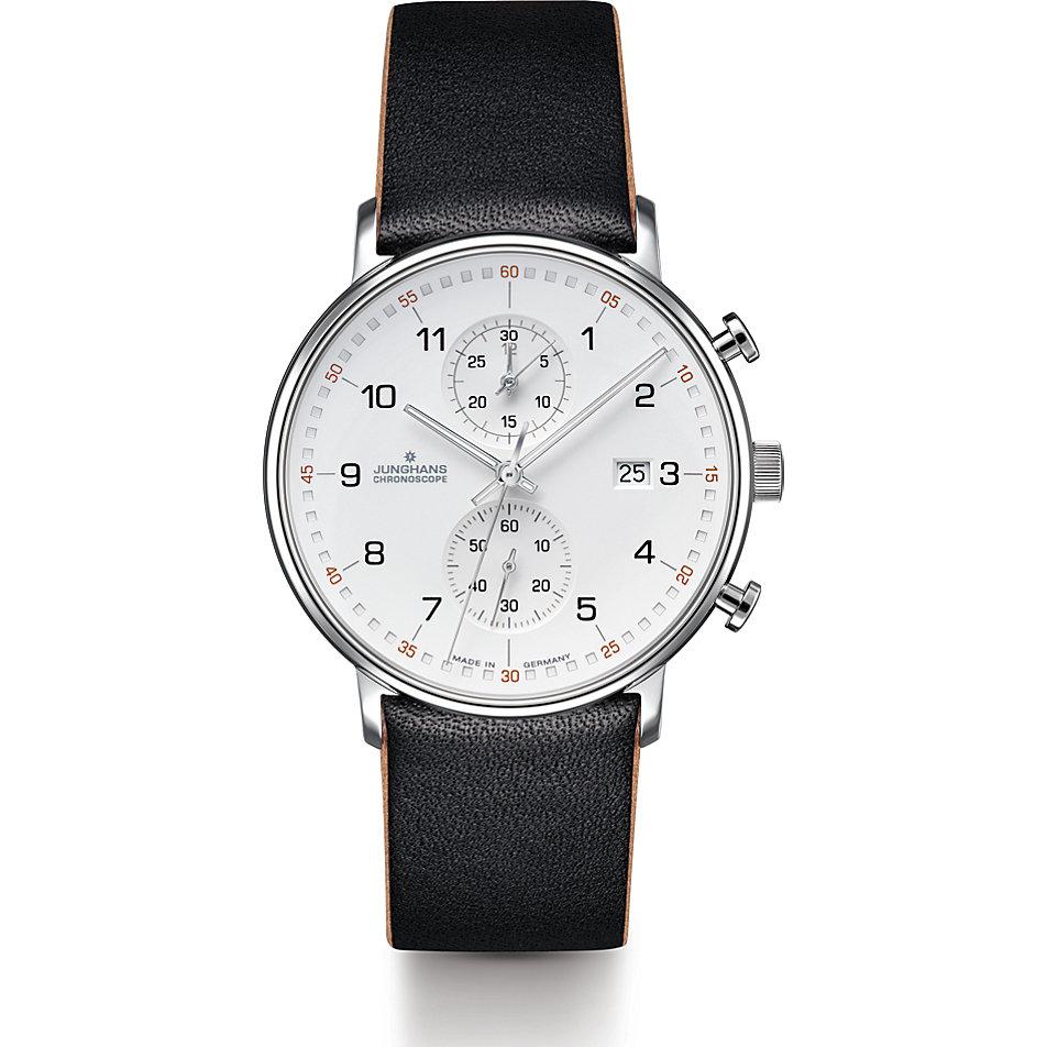 Junghans Herrenchronograph Form C 041477100