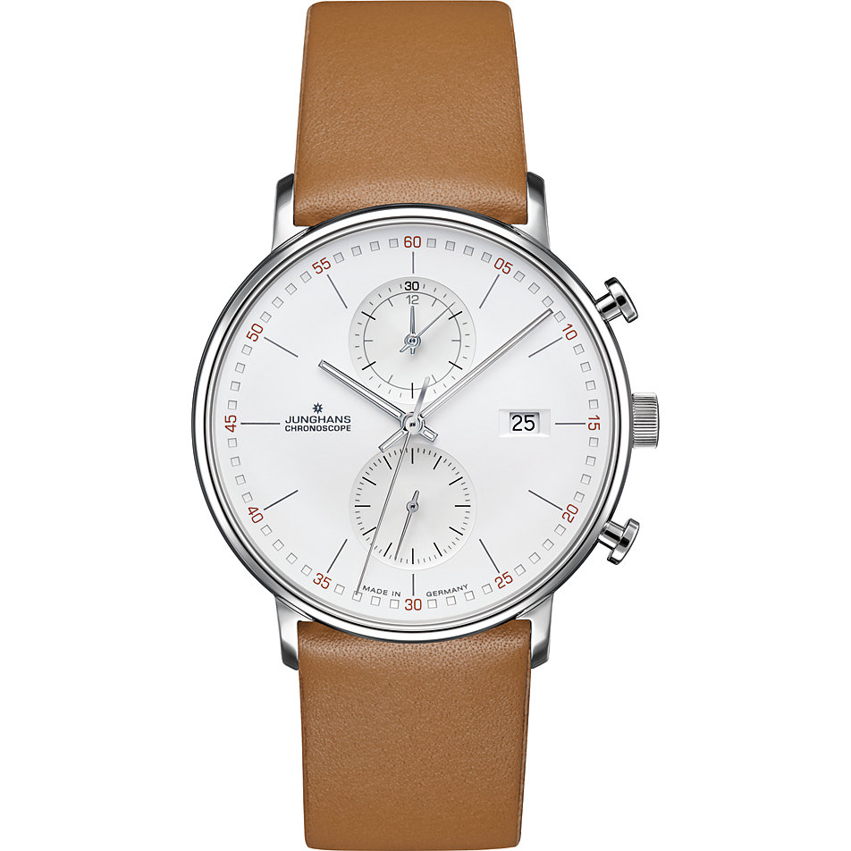 Junghans Herrenchronograph Form C 041477400