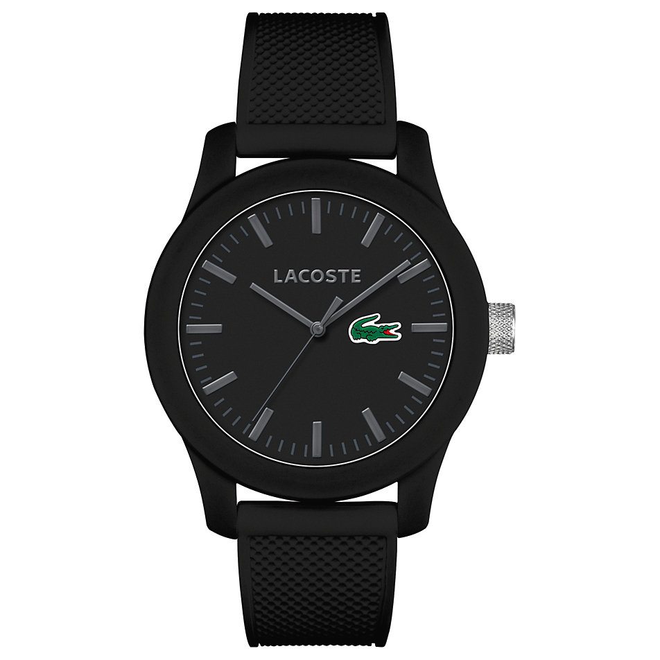 lacoste uhr the lacoste poloshirt in a watch 2010766 bei. Black Bedroom Furniture Sets. Home Design Ideas