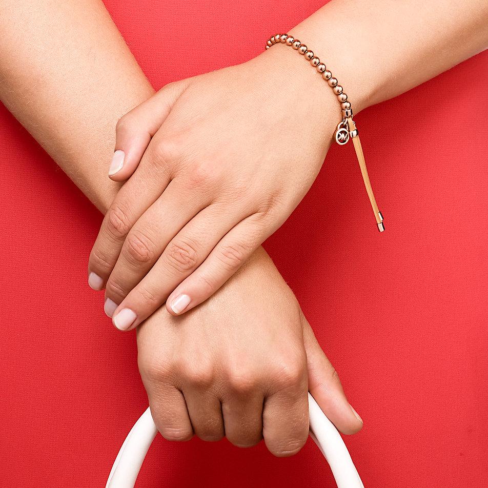Michael kors armband perlen