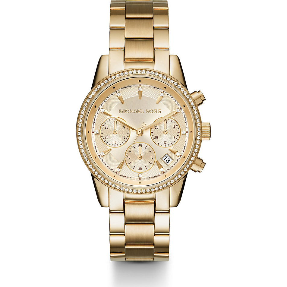Michael Kors Damenchronograph MK6356