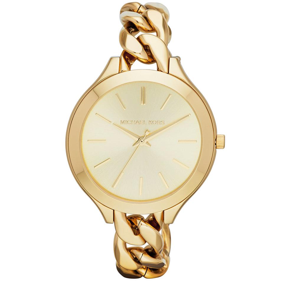 Damenuhren michael kors gold  Michael Kors Damenuhr MK3222 bei CHRIST online kaufen