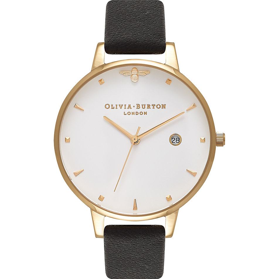 olivia-burton-damenuhr-queen-bee-black-gold-ob16am86