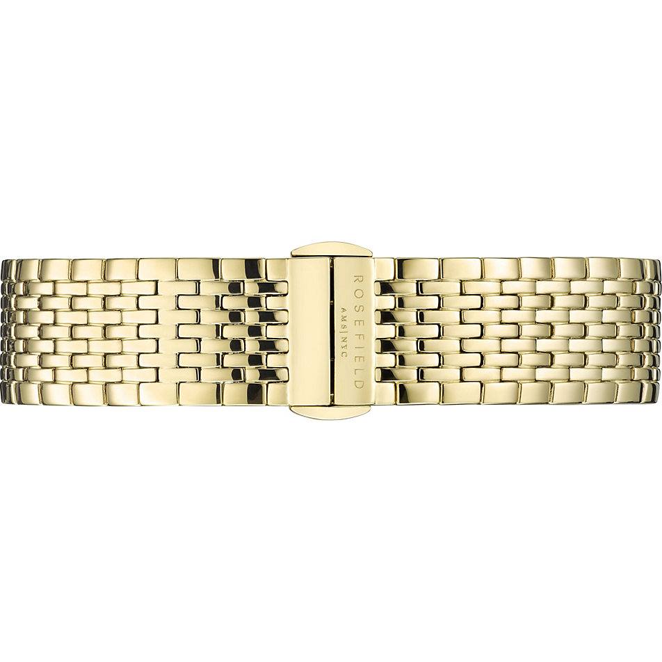 Rosefield Uhrenband Metall The Upper East Side Ueg S135
