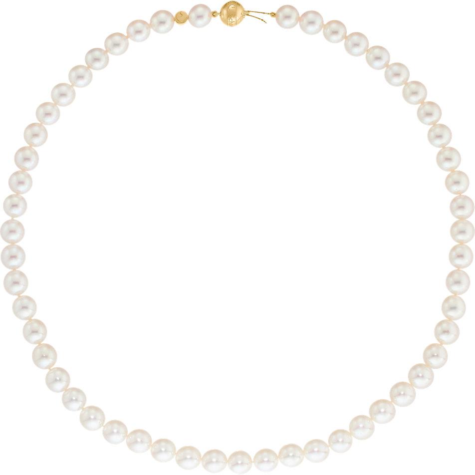 Schoffel akoya perlenkette
