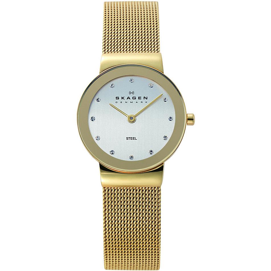 Slimline Skagen Uhr 358SGGD Bei CHRIST Online Kaufen