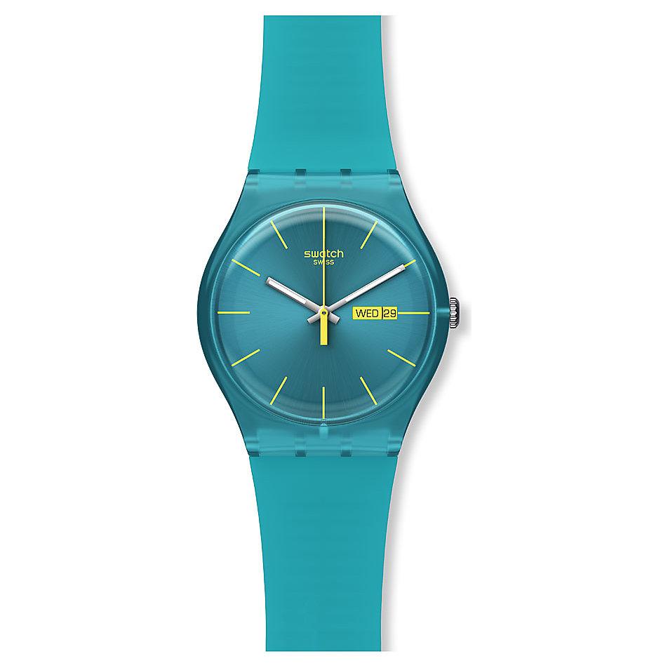 Armbanduhr swatch  SWATCH Turquoise Rebel SUOL700 jetzt bei CHRIST.de bestellen